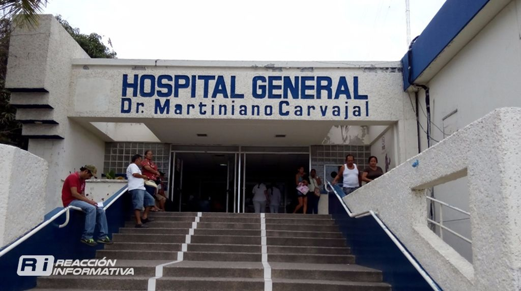 Reiteran carencias en Hospital General