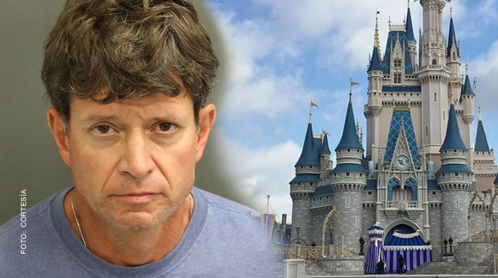 Predador sexual agrede a dos niños en Disney World