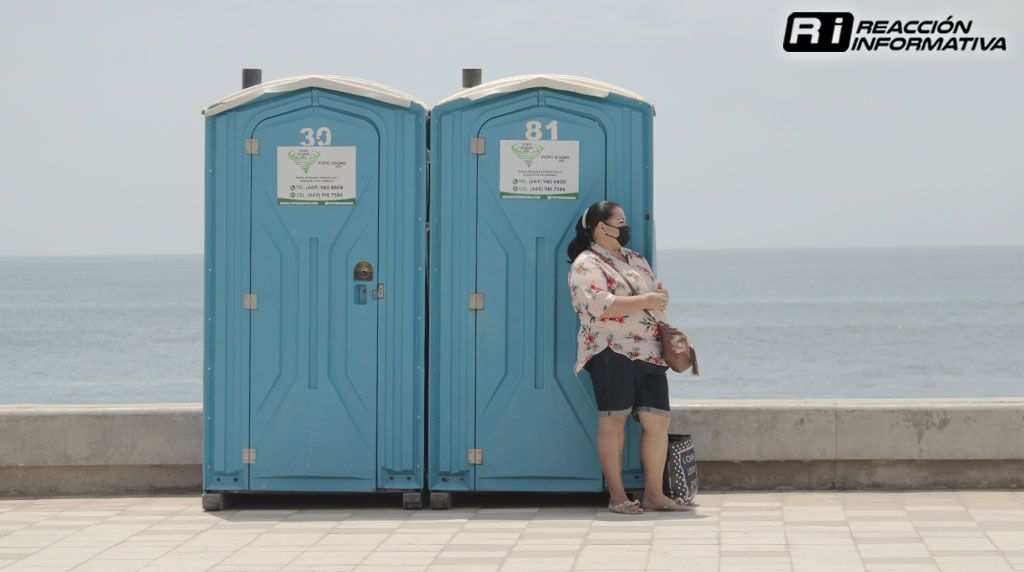 malecon portable toilets