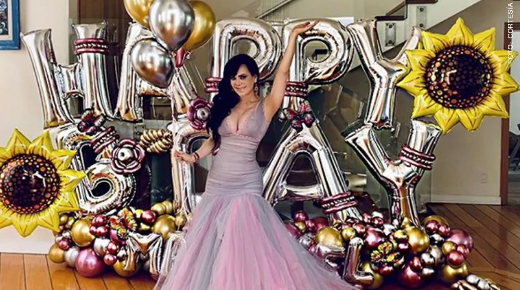 Maribel Guardia festeja 61 años con figura envidiable