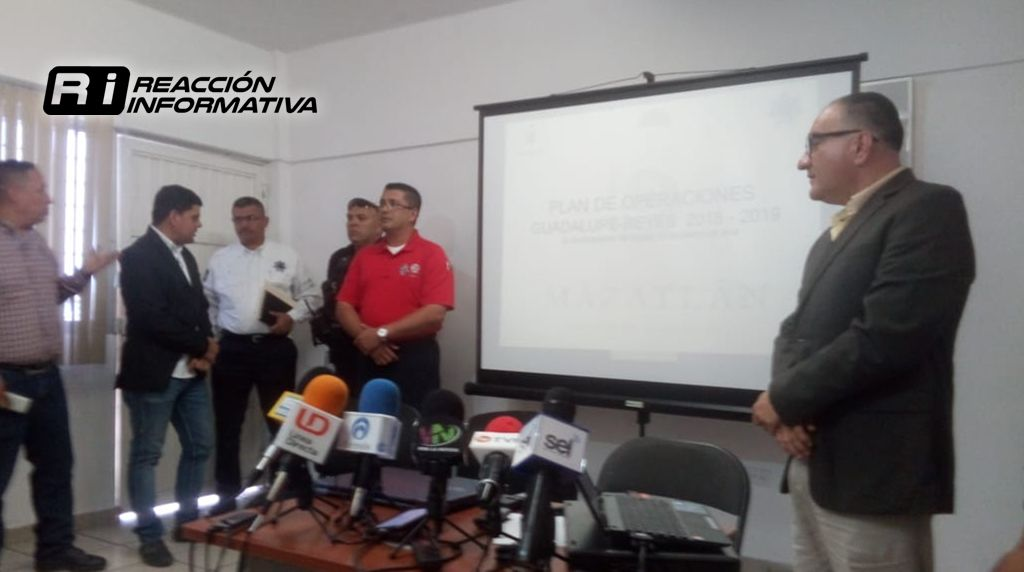 ANUNCIAN OPERATIVO GUADALUPE REYES