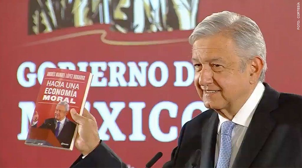 Libro de AMLO, el más vendido en Amazon; supera a Harry Potter