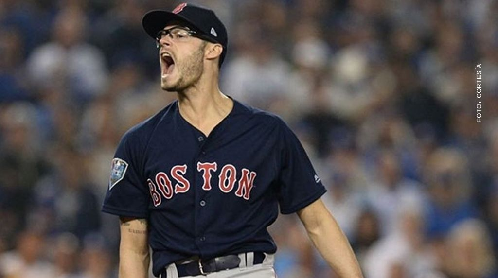 Dodgers firma a Joe Kelly, expitcher de Boston