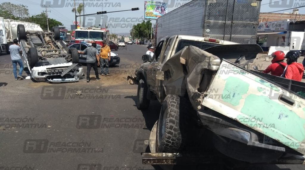 ACCIDENTE CULIACÁN
