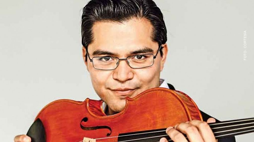 Director de orquesta y solista mexicano debutará en China