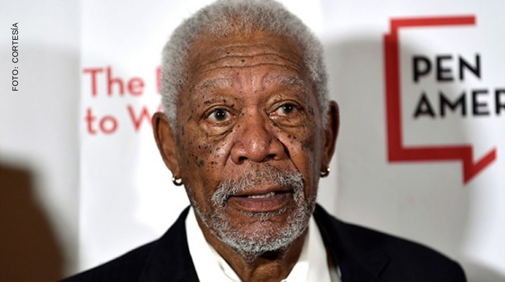Morgan Freeman es señalado por acoso sexual
